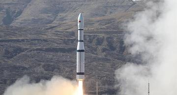 China plans 6G patent push, two more test satellites