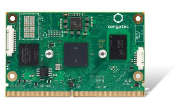 congatec has introduced a SMARC 2.0 Computer-on-Module that features an Arm Cortex-A53 based NXP Semiconductors i.MX 8M Nano processor.