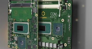 20 Tiger Lake HPC processor modules for AIoT and edge computing