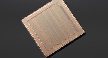 RISC-V AI chip runs on solar power