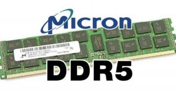 Micron starts sampling DDR5 DRAM modules