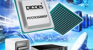 8port PCIe 3.0 packet switch cuts power