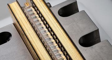 LED innovations boost laser fibres, human-safe UV-C