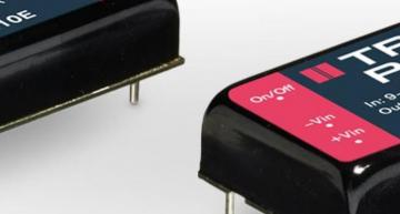 Draco Power's TEN 40E and TEN 40WIE DC-DC converter series provide 40W with 2:1 and 4:1 input range ratios.
