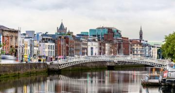 Ireland draws startups to relocate from Silicon Valley