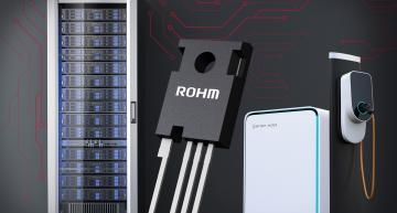 ROHM présente un nouveau boîtier de MOSFET SiC 4 broches