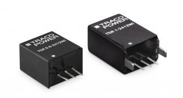 Nouveaux convertisseurs Traco Power POL 0.6 et 1A