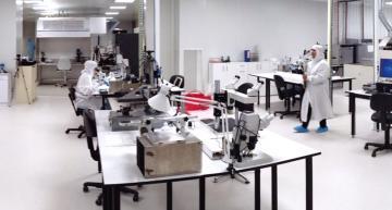 Serma Microelectronics vient d'inaugurer l'extension de ses locaux à Périgny, près de La Rochelle