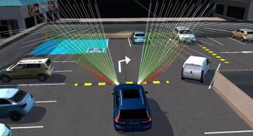 AEye collabore avec Ansys pour optimiser la sécurité des véhicules autonomes