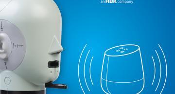 Tests réalistes du son et de la parole des appareils à commande vocale