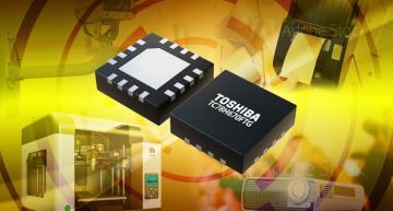 Toshiba lance un nouveau CI driver de moteur micro-pas haute résolution à détection de courant intégrée