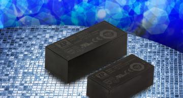 Alimentations AC-DC à montage sur circuit imprimé de 20 W et 40 W