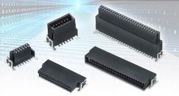 Des connecteurs industriels carte à carte testés pour fonctionner à 3 Gbits / s