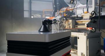 COVID-19, un robot expert de la désinfection