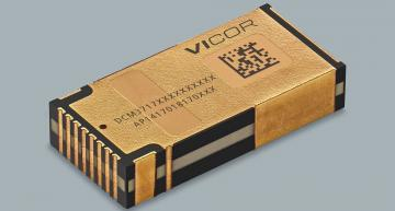 Convertisseur 48 V - 12 V régulé 750 W avec un rendement crête de 97%
