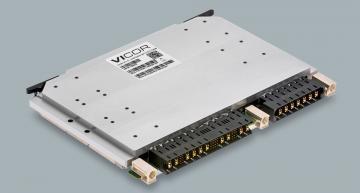 Alimentation 6U conforme VITA-62 pour applications VPX MIL-COTS