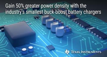 Chargeurs de batteries abaisseurs-élévateurs