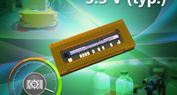 Capteurs linéaires 1 500 pixels rendant les machines AOI plus rapides