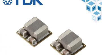 Les modules d'alimentation DC-DC ultra-compacts TDK FS1406 µPOL chez Mouser