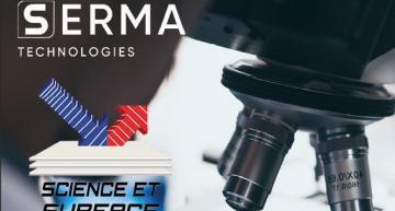 Science et Surface et SERMA Technologies fusionnent