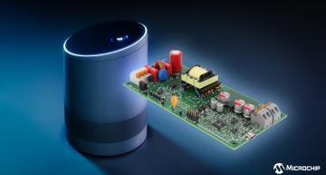 Système de contrôle de l'alimentation permettant d'avoir un microcontrôleur côté secondaire qui contrôle le circuit primaire