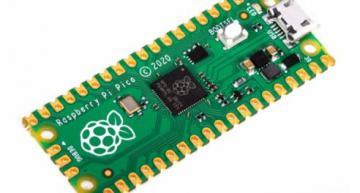Plate-forme de développement Raspberry Pi Pico
