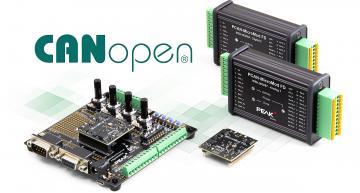 PCAN-MicroMod FD - CANopen et CANopen FD pour tous