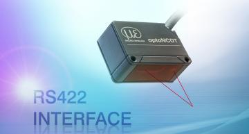 Capteur laser compact pour les applications en série industrielles