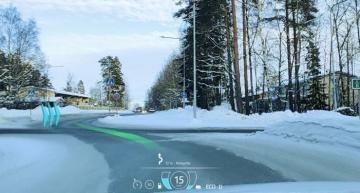 Réalité Augmentée et Affichage Tête Haute : La prochaine étape pour les véhicules intelligents