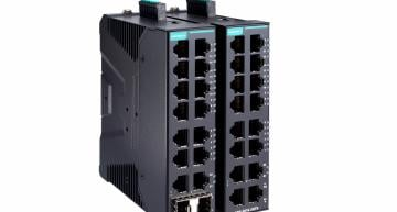 Commutateur industriel intelligent pour une interopérabilité et une intégration réseau extrêmement rapides