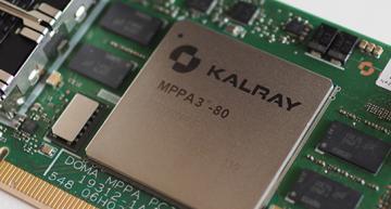 Kalray dévoile sa carte d'accélération pour data centers