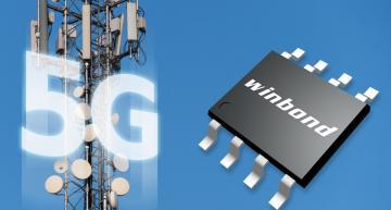 Winbond dévoile une nouvelle Flash NOR SPI 512Mbits 1,8V