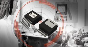 Circuits intégrés de convertisseurs pour boîtier CMS avec MOSFET SiC 1700 V
