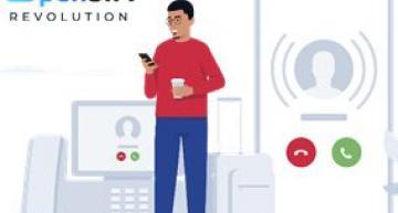 OpenSIM Revolution intègre le réseau mobile à la téléphonie d'entreprise