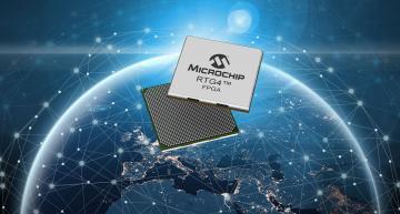 Microchip première entreprise à obtenir la qualification JEDEC pour un FPGA tolérant aux radiations avec boîtier plastique