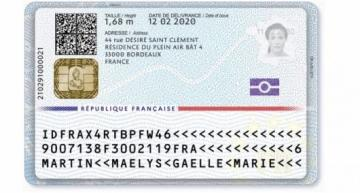 La Carte Nationale d'Identité électronique arrive en France