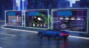 Solution de simulation et de validation des véhicules autonomes