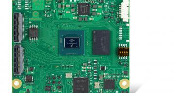 Module Qseven basé sur le processeur d'application NXP i.MX 8M Plus