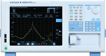Analyseur de spectre optique très haute précision