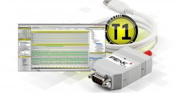 Les outils d'analyse de logiciels de calculateurs Gliwa prennent en charge les interfaces CAN de PEAK-System