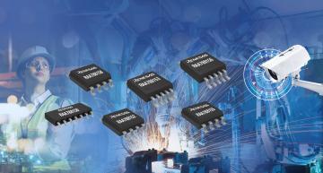 Emetteurs-récepteurs RS-485/422 5V avec l'immunité EFT très élevée