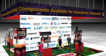Digi-Key will return to Embedded World in 2020 with interactive technical demonstrations in its booth, as well as traditional games and giveaways.