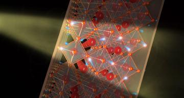 Lead perovskite boosts solar cell efficiency over 25 percent