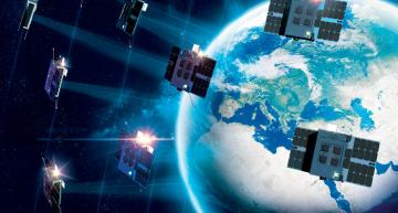 Eutelsat's ELO nanosat constellation will work with the Sigfox IoT network