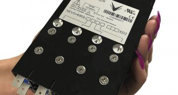 Handheld power supply is configurable