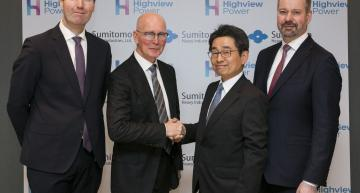 A $46m investment in Highview Power will see Sumitomo taking cryobattery technology global