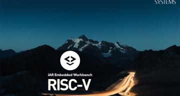 IAR Systems has launched a new version of the IAR Embedded Workbench for RISC-V toolchain with added support for custom extensions and optimisations for code execution speed.
