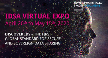 The International Data Spaces Association (IDSA) will run a Virtual Expo, from April 20 to May 15, for the use cases and projects intended for this year's Hannover Messe.