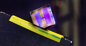 Researchers in Sweden and China have developed an organic solar cell optimised for use indoors