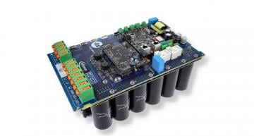 Infineon combines IGBT and SiC for complete 22kW motor drive